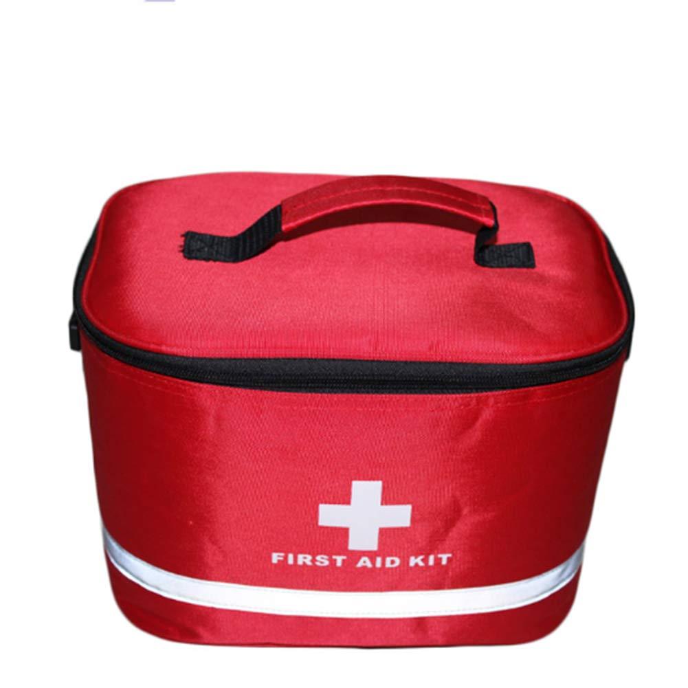 LIULINAN Erste-Hilfe-Kit, Wild Life Saving Erste-Hilfe-Kit, Auto, Reisen, Zuhause Und Arbeitsplatz Erste-Hilfe-Kit, Erste Hilfe Für Erdbeben, Erste Hilfe, Notfallausrüstung Für Den Notfall