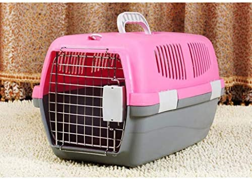 ZHAS Caja de Aire para Mascotas, Jaula de Aire para Perros, Caja ...