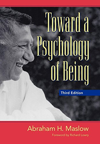 Toward a Psychology of Being, 3rd Edition