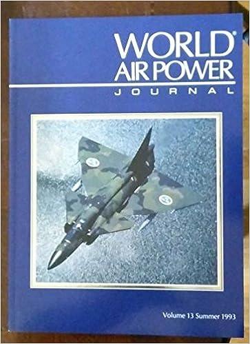 World Air Power Journal: Focus Aircraft: Saab 37 Viggen
