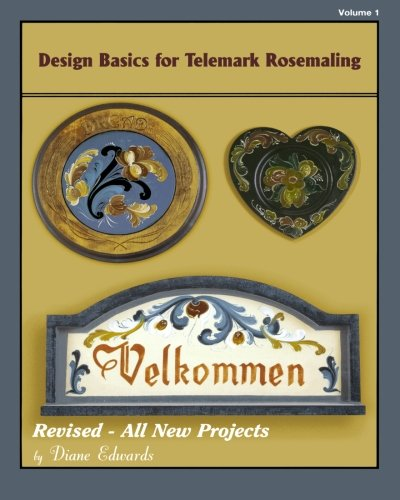 Design Basics for Telemark - Rosemaling Design