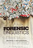 Forensic Linguistics 3rd Edition