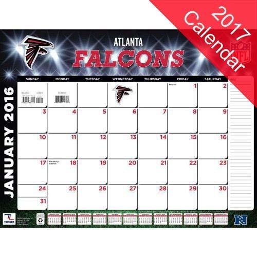 Falcons Desk Calendars Atlanta Falcons Desk Calendar