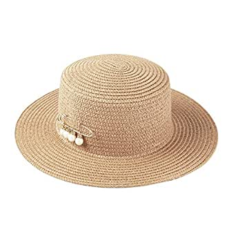 Brown Sun Hats For Women