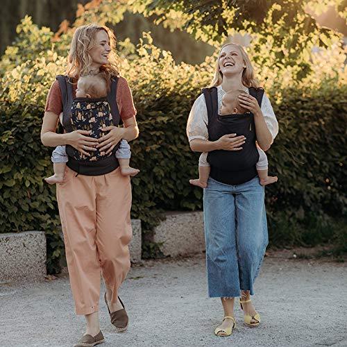 Babytragetasche im Rucksack Stil Tragen Sie Ihr Kind auf dem Bauch wie auch auf dem R/ücken Boba Babytrage Classic 4Gs Bear Cub f/ür Babies ab 3kg bis zu Kleinkindern bis 20kg