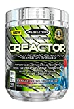Muscletech Creactor Max Potency Creatine Powder, ICY Rocket Freeze, 256 G