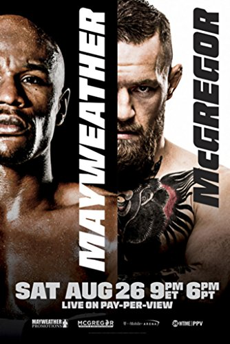 Pyramid America Floyd Mayweather Jr. vs Conor McGregor Boxin