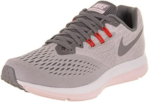 ed49e87efa39 Nike Women s Zoom Winflo 4 Atmosphere Grey Gunsmoke Running Shoe 8 Women  US  Buy Online at Low Prices in India - Amazon.in