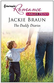 The Daddy Diaries by [Braun, Jackie]