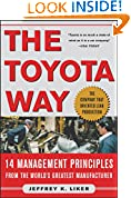 #5: The Toyota Way: 14 Management Principles From the World's Greatest Manufacturer