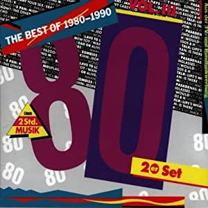 Various - Best of the 80s (Compilation CD, 31 Tracks ...