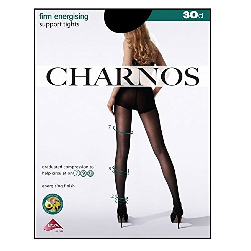 "Charnos Women's Firm Energising Support Pantyhose medium (5'5""-5'9"" 165-175cm, hip 38-42"" 96-107cm) black"