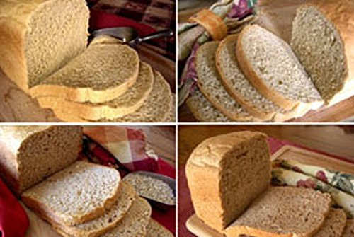 Bakers Choice: Bread Machine Mixes (for oven also) (Anadama, American White Rye, Red River Valley Setters, Buttermilk Wheat)