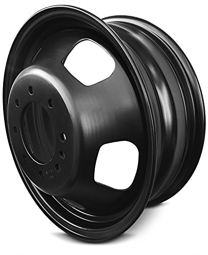 New 17 Inch Dodge Ram 3500 DRW Dually 8 Lug Replacement Wheel Rim 17x6 Inch 8 Lug 121mm Center Bore 136mm Offset by Road Ready Wheels (Image #1)