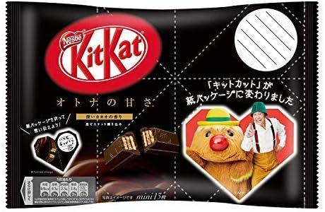 ネスレ キットカットミニオトナの甘さ ハートパッケージ13枚×6個