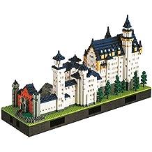 Nanoblock: Neuschwanstein Castle Deluxe Edition Set (japan import)