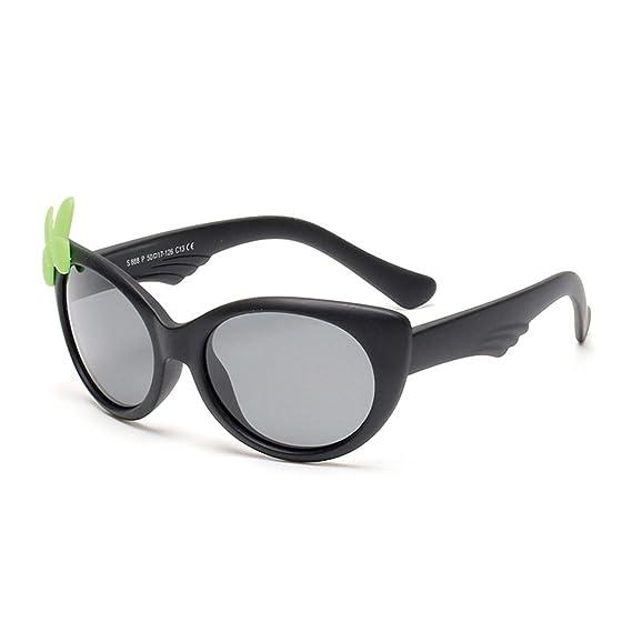 MIOIM Nuevas Gafas Polarizadas para Niños Gafas Para Niños Gafas de Sol Con Marco UV400
