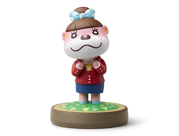 Nintendo - Figura Amiibo Nuria (Lottie): not machine ...