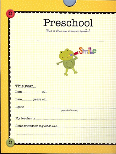 New Seasons School Years Pre-K - 8th Grade Scrapbook Pocket Album Memory Keeper by New Seasons (Image #1)