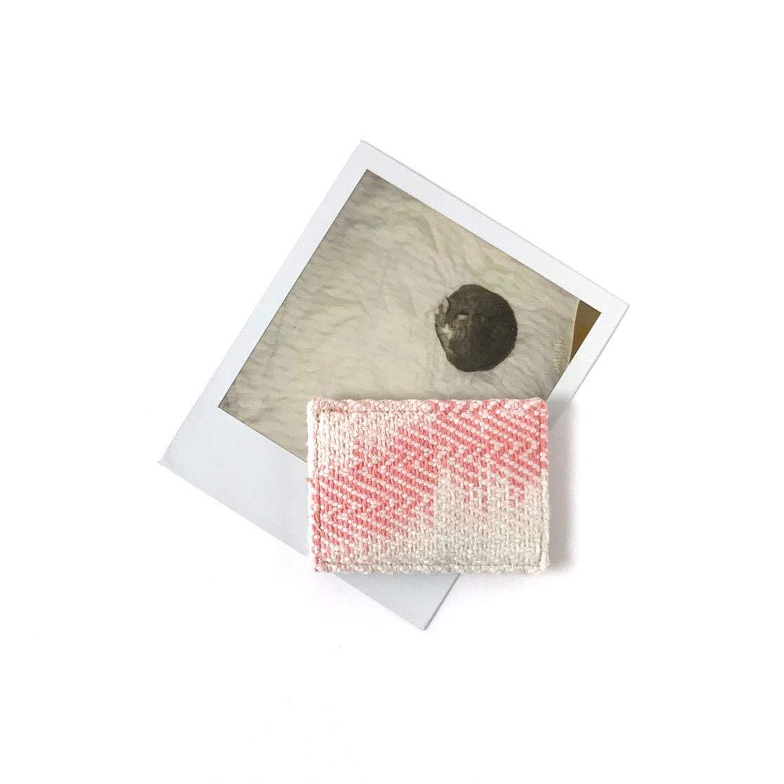 Handwoven magnet