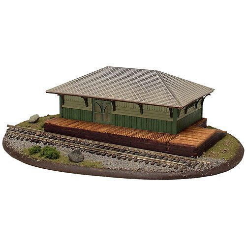 ATLAS MODEL 4001015 Freight Station Kit N by ATLAS MODEL