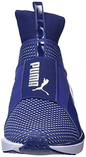 Depths Sportive Vr Fierce blue Donna Velvet Blu Blue Indoor Puma Scarpe icelandic qFwnxEppzI