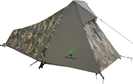 High Peak Minipack 2 Man Tent for Camping Hiking Backpacking Sport Outdoors