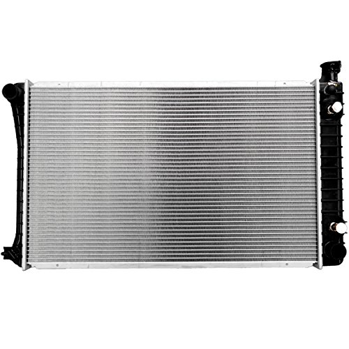ECCPP New Aluminum Radiator 0618 fits for 1988-1995 Chevrolet C1500 Cheyenne Standard Cab Pickup 2-Door 1-1/4 Thickness