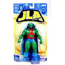 JLA Classified 1: Martian Manhunter Action Figure