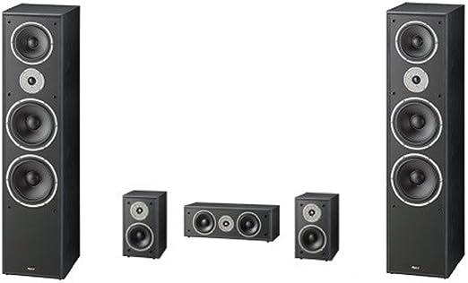 Magnat monitor Supreme 2000/100/250 SET, colour: negro y madera de fresno, B-Ware: Amazon.es: Electrónica
