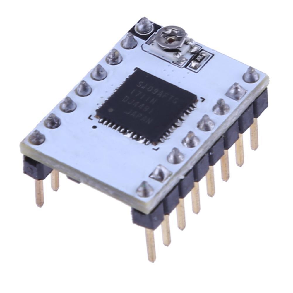 Easydeal TBS109 - Controlador de motor paso a paso para impresora ...