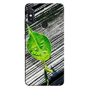 Cover It Up - The Leaf Redmi Note 5 Pro Hard case