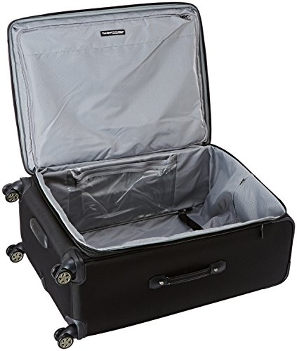Travelpro Crew 10 29 Inch Expandable Spinner Suiter, Black, One Size by Travelpro (Image #4)