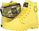 Palladium Unisex Pampa Fest Pack Blazing Yellow Athletic Shoe