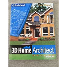 3D HOME ARCHITECT DELUXE 3.0 USER'S MANUAL