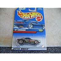 Hot Wheels 67 Camaro # 1014 1998 5spoke