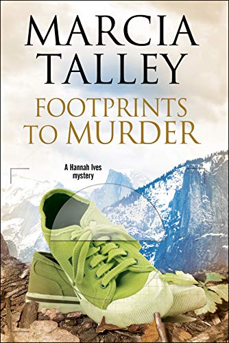 Footprints to Murder (The Hannah Ives Mysteries Book 15)