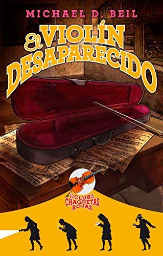 Amazon.com: El violín desaparecido: El club de las chaquetas ...