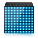 MOSTOP® Wireless 4.0 Smart LED Speaker with APP Control for Pixel Art Creation & Animation & Social Media Notification