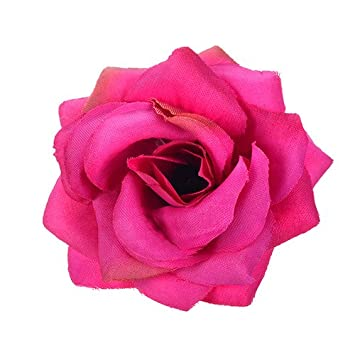 Amazon Special Beauty Nice 1 Pc Beautiful Big Rose Flower