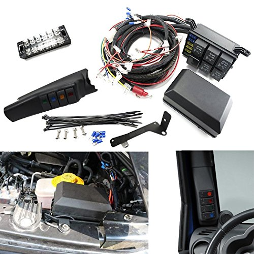 Stupendous Top Relay Box Jeep Jk For 2019 Infestis Com Wiring Cloud Hisonuggs Outletorg