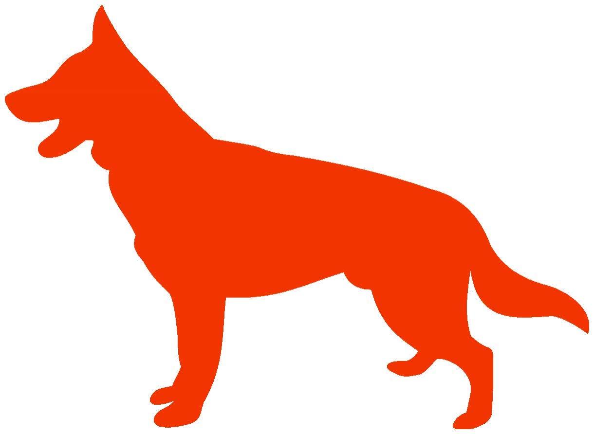 Dog Sticker 036