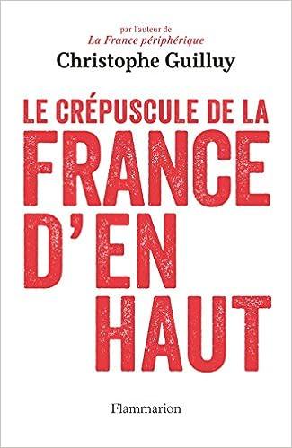 Le crépuscule de la France d'En Haut 2016