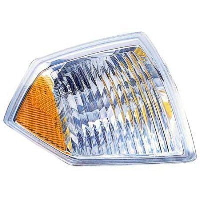 PASSENGER SIDE SIGNAL LIGHT Jeep Compass SIGNAL/PARK LIGHT LENS AND HOUSING Park Light Housing