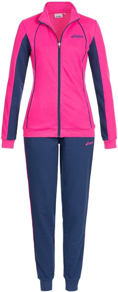 ASICS Solid Woven – Chándal para Mujer Track Suit 127709 – 8052 ...