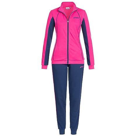 b5a345bfb0 ASICS, tuta da donna, serie: Solid, Woven Track Suit. Modello .