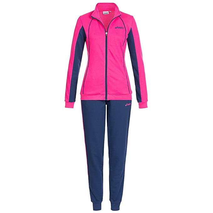 ASICS Solid Woven - Chándal para Mujer Track Suit 127709 - 8052 ...