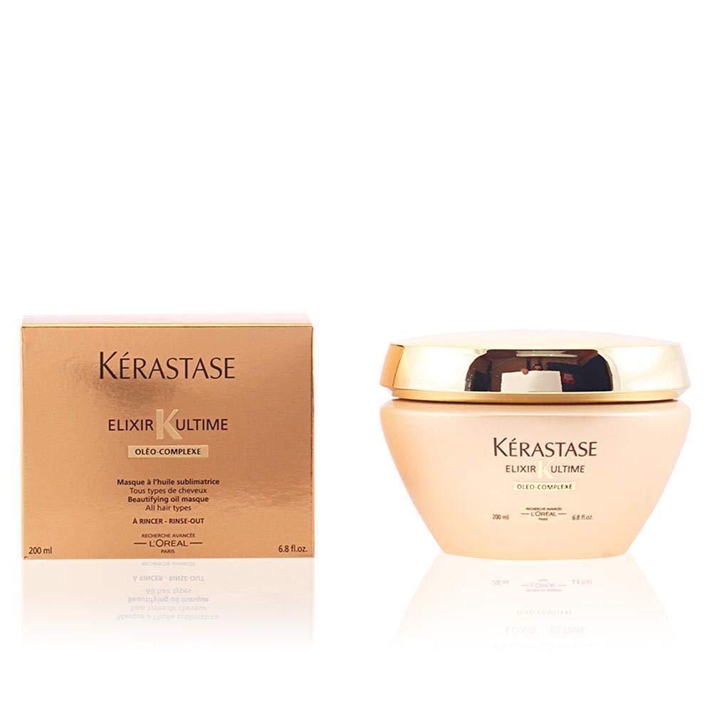 da20bef35a1d Amazon.com : Kerastase Elixir Ultime Beautifying Oil Masque, 6.8 Ounce :  Beauty