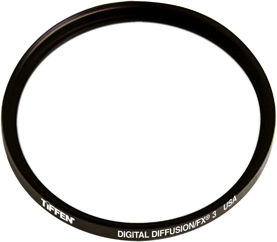 Tiffen W62DDFX3 62mm Digital Diffusion FX 3 Filter