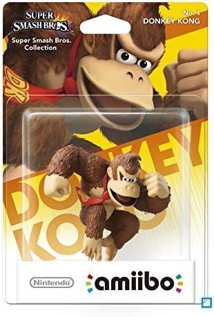 Nintendo - Figura Amiibo Smash Donkey Kong: Amazon.es: Videojuegos